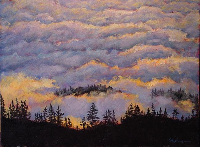 Cloudsat Cloud Art